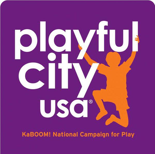 Playful City USA logo