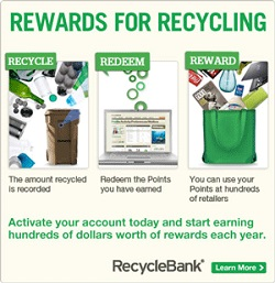 RecycleBank graphic